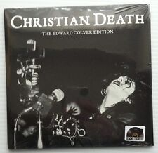 "Christian Death - The Ed Colver Edition 7"" Vinyl Record - Brand New - White RSD"