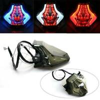 Integrated LED Tail Light Turn Signals For Yamaha MT-07 FZ-07 MT07 2014-16 2017