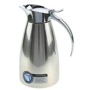 EMSA Isolierkanne Eleganza 1,0 Liter Kaffeekanne