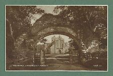 1934 RP PC GATEWAY, LANERCOST ABBEY