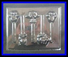 Blue Clues Chocolate Lollipop Candy Mold 353 - NEW