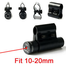 Tactical Red Laser Beam Dot Sight for Gun Rifle Pistol Picatinny Mount 10-20mm