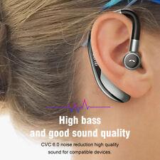 Wireless Bluetooth Headset Kopfhörer Stereo Kabellos Ohrhörer Mikrofon für Handy