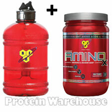BSN Amino X 435g 30 Servings AMINOX Energy Drink for Gym Training Lime Cola