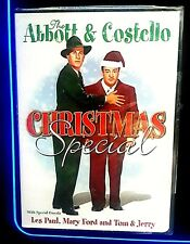 Abbott & And Costello Christmas Special 2007 DVD Les Paul Mary Ford Tom Jerry