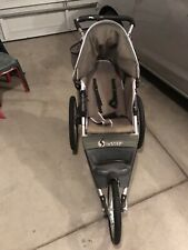 Instep Single Seat Jogging Stroller