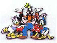 MICKEY & The GANG FAB 5 Goofy DONALD DAISY MINNIE FRIEND 2001 HTF NOC DISNEY Pin