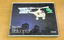 3D WOODEN MODELLING KIT PUZZLE - Make Your Own Helicopter A608