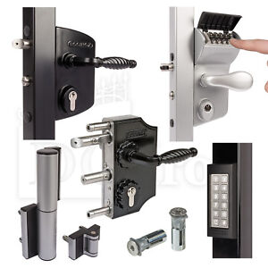 Locinox Official Distributor for the UK - Gate Locks Fence Closers - Full Range