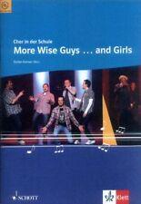 More Wise Guys ... and Girls Noten für Chor SAB a cappella mit CD