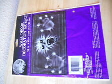 """NEW IN PACKAGE WALL DECOR HALLOWEEN 42"""" x 72"""" MURAL SCARY MONSTER"""