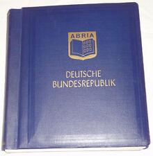 ABRIA (wie KABE) VORDRUCKE BAZ/BRD 1945-1991 im KLEMMBINDER (8728)