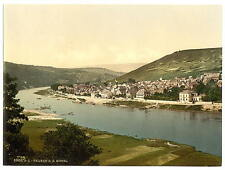 Traben Moselle Valley Of A4 Photo Print