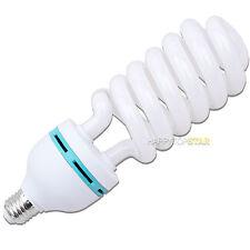 150W 110V 5500K 5400K Lamp Bulb Tube for Photo Video Photography Studio Light