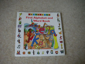 LETTERLAND FIRST ALPHABET AND WORD BOOK GUC 1998-2000