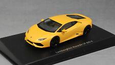 Autoart Lamborghini Huracan LP610-4 in Pearl Yellow 2014 54603 1/43 NEW