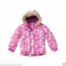 Girls' Winter Ski Coats, Jackets & Snowsuits (2-16 Years) with High Visibility