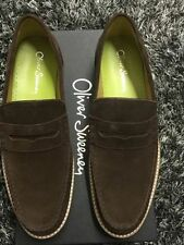 Oliver Sweeney Slip Ons Pointed Shoes for Men