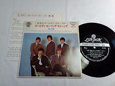 "GOLDEN ROLLING STONES, VOL.3 7"" 33 EP JAPAN ORIGINAL LS 151 LONDON ELITE SERIES"