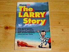La historia de tiempo libre traje Larry-sugerencia Libro-IBM PC, Macintosh, Amiga, Atari ST