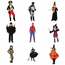Kid Deluxe Fancy Dress Boy/Girl Party Costume Halloween Christmas Size 1-12Yrs