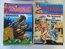 31 x Korak / Tarzan Paket - bsv williams - Z. 3/3-