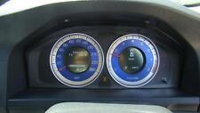 VOLVO S60 INSTRUMENT CLUSTER R DESIGN 3.0L PETROL TURBO AUTO AWD, T6 12/10-17