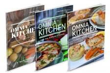 OMNIA-KITCHEN - Kochbücher 3er-Set für den Omnia-Backofen
