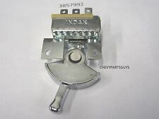 67-72 CHEVY TRUCK 1/2 3/4 1 TON HEATER CONTROL BLOWER SWITCH with AC OEM GM