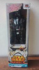 Star Wars Rebels Darth Vader 30 cm Episodio III Serie Heroes Hasbro Disney 2014