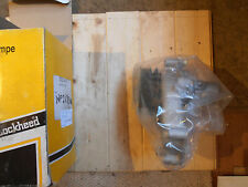 FIAT TIPO WATER PUMP 1.9TD WITH BACK HOUSING 1988-ON LOCKHEED DD1413