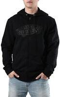 VANS Herren Zip-Sweater Schwarz Gr. M NEU mit Etikett + Rechnung mit MwSt.