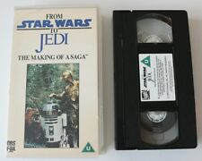 From Star Wars to Jedi The Making of a Saga - Vintage CBS Fox VHS Video