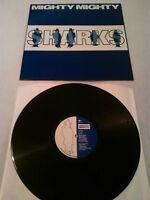 MIGHTY MIGHTY - SHARKS LP MINT / UNPLAYED!!! VINYL JAPAN ASKLP109