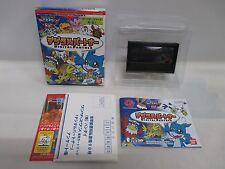 WS -- Digimon Digital Partner -- Box. Can data save! WonderSwan, JAPAN. 30012