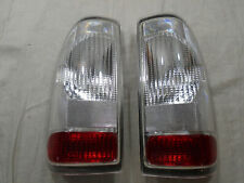 97-02 FORD F150 TAIL LENS ALTEZZA (RED/CLEAR) - REG BOX ONLY