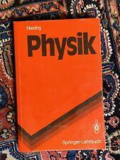Physik von Heinz Niedrig (Taschenbuch)