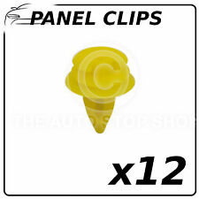 Panel De Clips Bmw 5 series/z8/z4 Puertas pannels Paquete De 12 Parte No. 12162