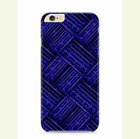 Cobalt Neon Blue Phone Case Cover