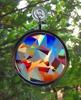 Suncatcher - Crystal Rainbow Window Sun Catcher mobile colors shadow light