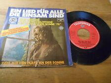 """7"""" OST Stoppy Markus - Ein Platz an der Sonne 76 : Ein Lied (2 Song) TELEFUNKEN"""