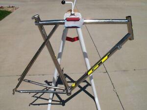 1996 GT Edge Titanium Roadbike, Handmade in USA @ GT Tech Shop Longmont, CO