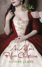 An Affair Before Christmas,Eloisa James