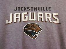 JACKSONVILLE JAGUARS football med pullover hoodie NFL sweatshirt classic logo