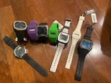 8 Assorted Freestyle And Shark Watches Resale New