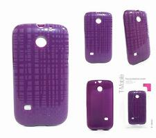 NEW T-Mobile Flex Protective Cover For Prism Huawei Summit Case NIP MINT PURPLE