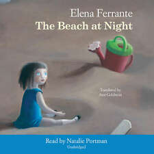 The Beach at Night by Elena Ferrante - Read by Natalie Portman (CD, 2007)