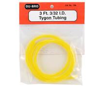 Dubro Medium Tygon Yellow Petrol Gas Fuel Tube Tubing Line (3ft / 90cm) #799 RC
