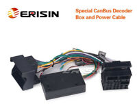 Erisin LF001-T Special CanBus Decoder Box and Power Cable for ES3066F/ES7166F