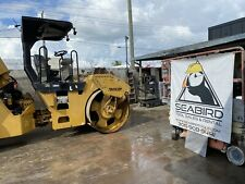2012 Caterpillar Cb64 Smooth Drum Roller Compactor 84 Double Drum Roller 4 Cy